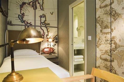 Christian Lacroix Designed Hotel Room