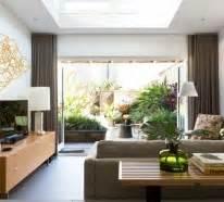 Modernes Haus Bauen Lässt Die Natur Näher Zu
