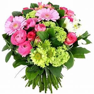 Bouquet De Fleurs : bouquet de fleurs anniversaire de mariage ~ Teatrodelosmanantiales.com Idées de Décoration
