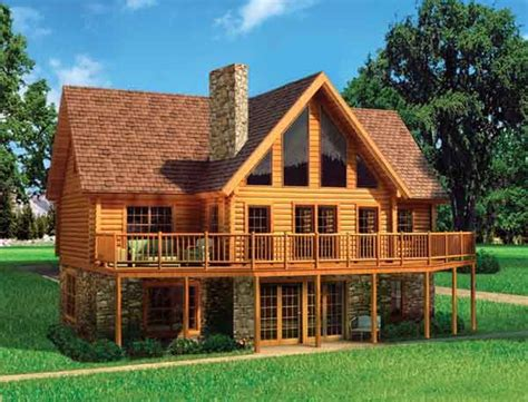 HD wallpapers log homes manufacturers tennessee