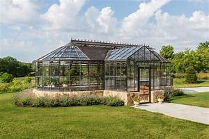 greenhouse design ideas Garage And Shed Traditional with