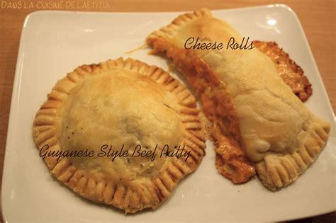 tour du monde arr 234 t au guyana avec les pin tart les cheese rolls et les guyanese style beef