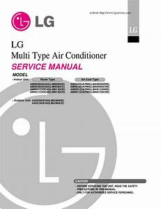 Download Free Pdf For Lg Lmu360ce Air Conditioner Manual