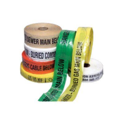 underground marker tapes
