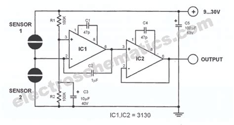 Shower Speaker Wiring Diagram by Touch Volume Circuit