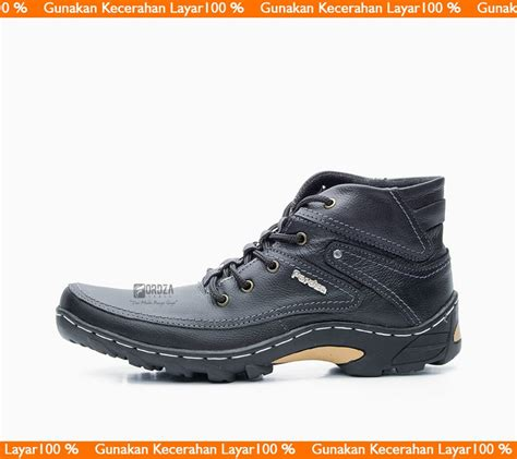 sepatu pria kickers safety jual sepatu boot pria sepatu boots kulit boot model