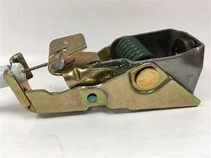 Genuine Oem Ford Drivers Side Door Latch Assembly F4tz