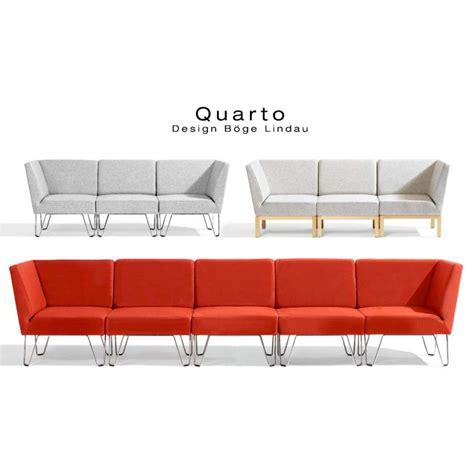 pieds de canapé module de canapé ou repose pieds qvarto assise garnie