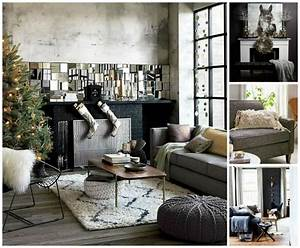 deco cocooning 35 idees pour un salon cosy et chaleureux With attractive exemple de decoration de jardin 12 photo decoration deco appartement a la montagne 9 jpg
