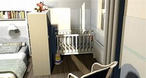 comment amenager chambre bebe chambre parents With amenager un coin bebe dans la chambre des parents