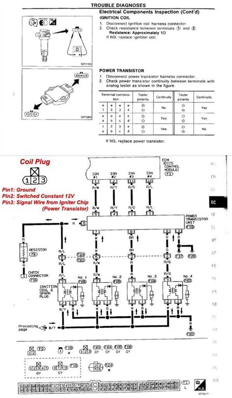 M Pac Wiring Diagram by Coil Pack Wiring Question Nissan Forum Nissan Forums
