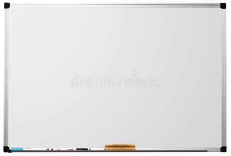 whiteboard isolated  white background stock images
