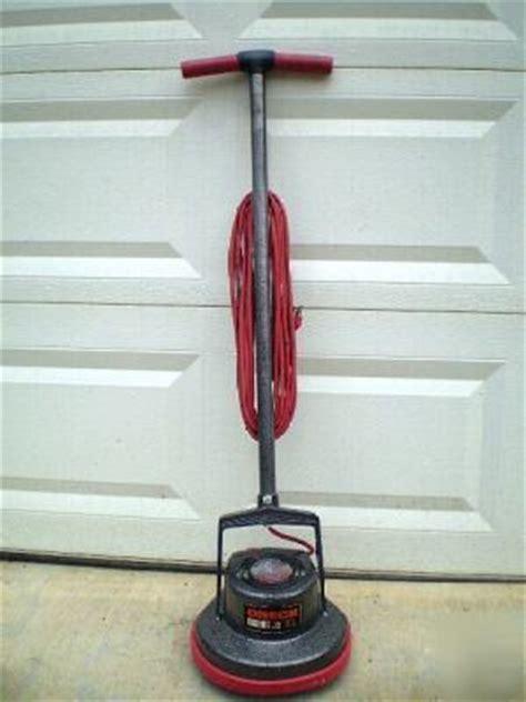 Oreck Floor Scrubber Buffer by Oreck Floor Buffer Polisher Carpet Vidalondon