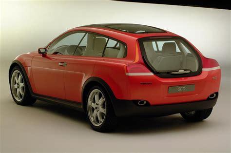 2001 Volvo Scc Concept (safety Concept Car) Conceptcarzcom