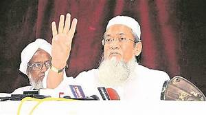 On triple talaq, minister says Quran will prevail, not law ...
