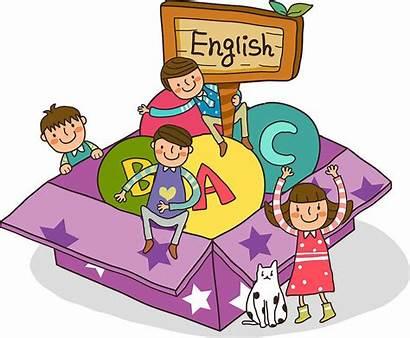 Books Clipart Children English Language Learn Speaking