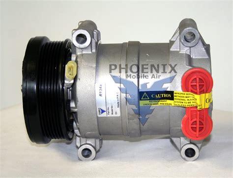 auto air conditioning repair 1992 gmc safari parking system compressor h6 chevy astro gmc safari 1996 2002 comfort air inc rv hvac parts