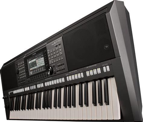 yamaha psr s770 yamaha psr s770 61 key arranger workstation worldmusic usa