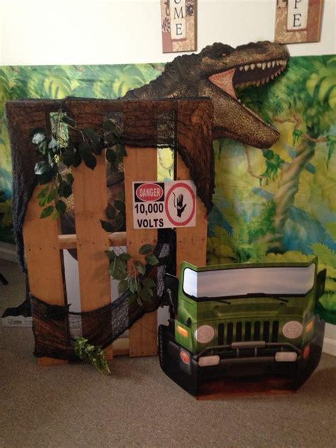 Jurassic Park Decorations - best 25 jurassic park ideas on dinasour