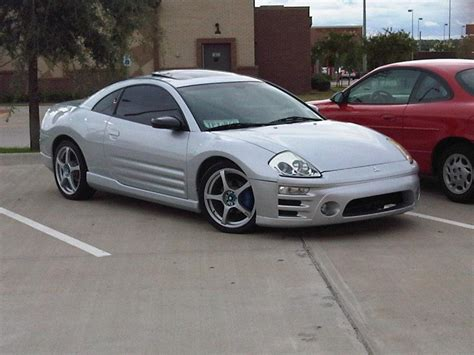 2003 Mitsubishi Eclipse 2003 mitsubishi eclipse information and photos zomb drive