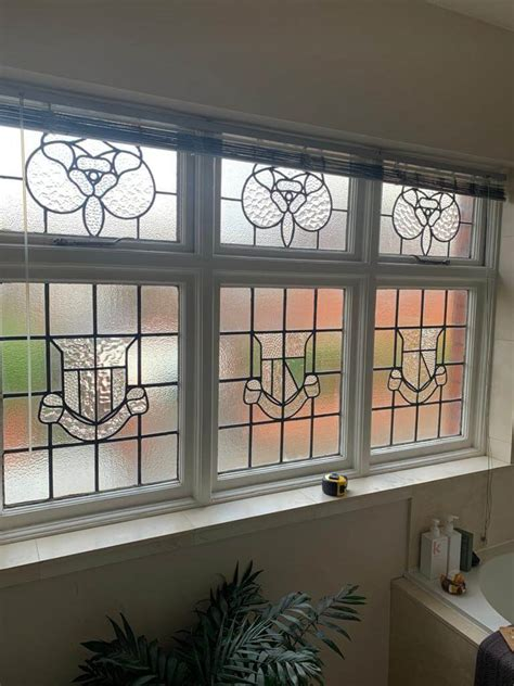 stained glass windows  cheshire manchester reddish joinery