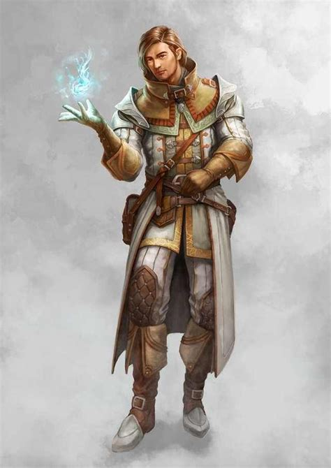 dnd character wizard imgur male fantasy king