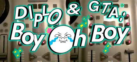 Video de Diplo & GTA