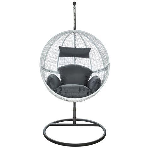 chaise balancelle chaise hamac avec support fauteuil suspendu de jardin