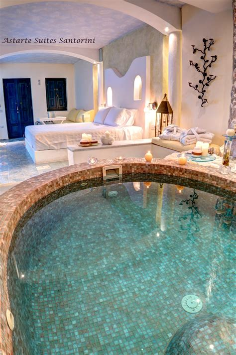 Romantic Honeymoon Getaway Astarte Suites Santorini