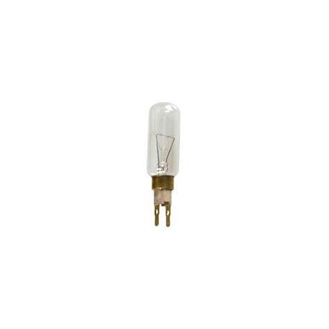 481213428078 whirlpool fridge light bulb 40w slot in