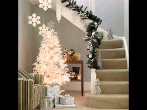 White Tree Decoration Ideas - diy white tree decorating ideas