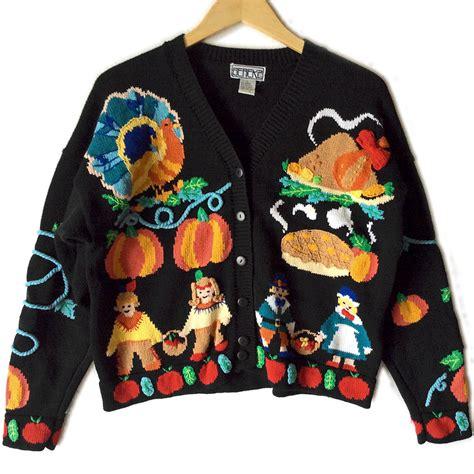 tacky sweater live turkeys dead turkeys tacky thanksgiving