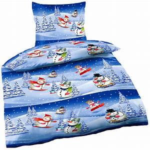 Bettwäsche Winterlandschaft Weihnachten : bettw sche weihnachten winterlandschaft schneemann biber ~ Sanjose-hotels-ca.com Haus und Dekorationen