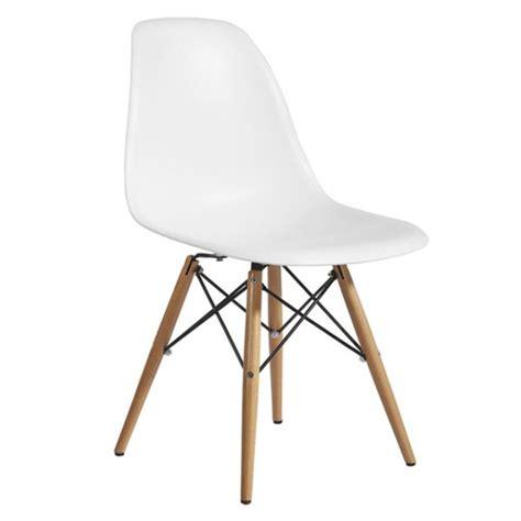 chaises eams chaise eames dsw meubles design