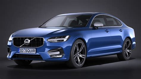 Volvo S90 Image by Volvo S90 R Design 2017