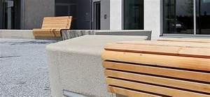 Möbel Plus Ansbach : betonbank mit holzauflage referenzen maillith sitzbl cke aus polymer beton f r innovative au ~ Orissabook.com Haus und Dekorationen