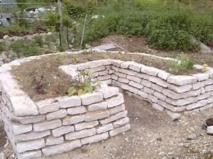 Hochbeet Selber Bauen Stein : hochbeet aus natursteinen selber bauen haus design ideen ~ A.2002-acura-tl-radio.info Haus und Dekorationen