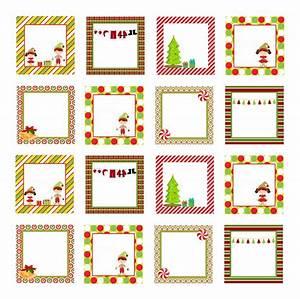 étiquettes De Noel à Imprimer : etiquettes no l gratuites imprimer pour cadeaux de no l ~ Melissatoandfro.com Idées de Décoration