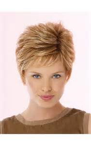 Short Textured Hairstyles for Women Over 50