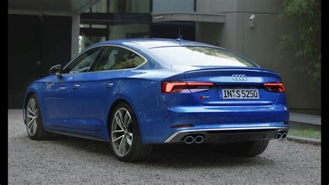 2017 audi s5 354hp coupe youtube