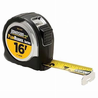 Tape Measure Power Tools Construction 1819 Johnson