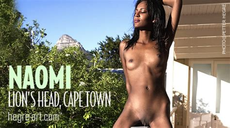 Naomi Lions Head Cape Town Hegre Girls
