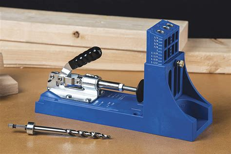 kreg jig  pocket hole system ebay