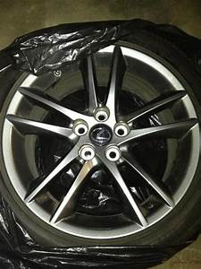 Ca 18 U0026quot  Lexus F Sport Rims With Tires Is250 Oem