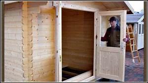 Fliegengitter Fenster Selber Bauen : fenster selber bauen gartenhaus lo23 hitoiro ~ Lizthompson.info Haus und Dekorationen