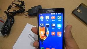 Lenovo A536 Unboxing And Quick Review