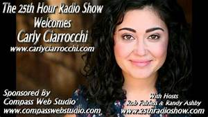 """Carly Ciarrocchi - Sprout Network's """"Sunny Side Up Show ..."""