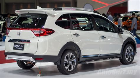 2016 Honda Br-v 1.5l I-vtec, 7-seater Mini Mpv