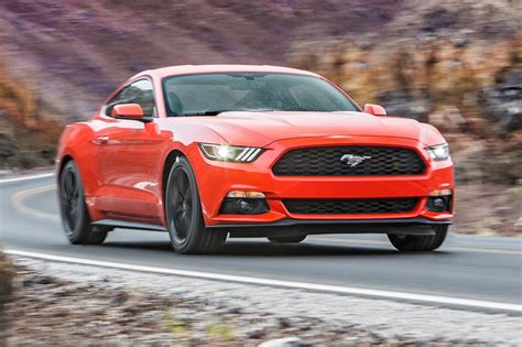 Ecoboost Mustang Specs Why Are Ecoboost Mustangs Getting Slower Motor Trend