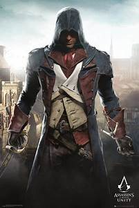 Assassin's Creed Unity - Cityscape Poster | Sold at ...